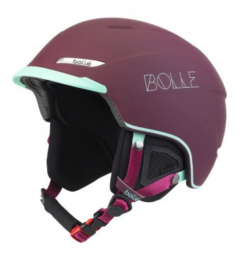 Шлем Bolle BEAT Soft Cherry & Mint