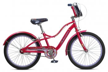 Велосипед SCHWINN Breeze pink