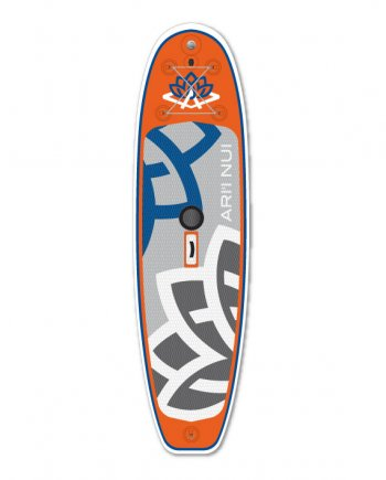 "САПборд ARI""INUI Squall 10'2""x33""x5"" orange/blue"