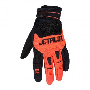 Перчатки JETPILOT Matrix Race black/orange