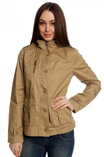 КУРТКА ЖЕНСКАЯ RIP CURL HUNTINGTON JACKET KHAKI