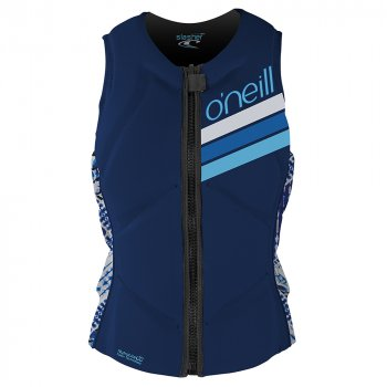 Жилет жен. O'NEILL 18 Slasher Comp Vest (nvy/indpatch)
