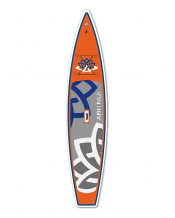"САПборд ARI""INUI Arrow 12'0""x30""x6"" orange/blue"