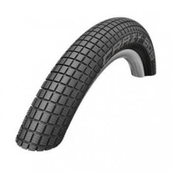 Покрышка Schwalbe CRAZY BOB Performance 54-406,20х2,1 B/B HS356 DC 11100131.01