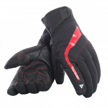 Перчатки г/л DAINESE HP2 GLOVES/STRETCH-LIMO/HIGH-RISK-RED