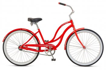 Велосипед SCHWINN Alu 1 women Red