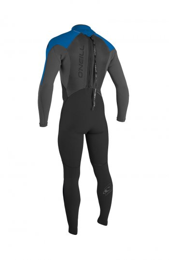 Гидрокостюм муж. O'NEILL EPIC 4/3 BACK ZIP FULL BLK/GRAPH/OCEAN