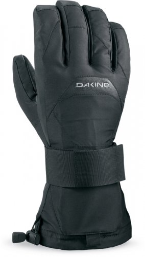 Перчатки WRISTGUARD GLOVE 004 BLACK