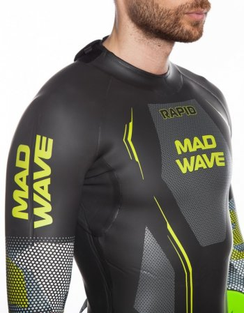 Гидрокостюм для триатлона муж. MAD WAVE Rapid
