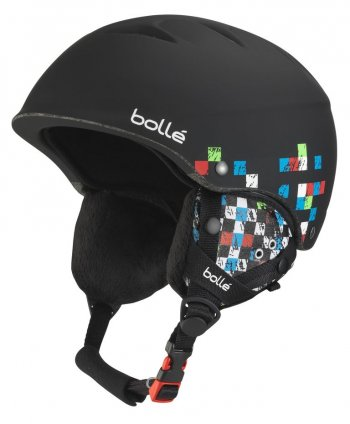 Шлем Bolle B-FREE SOFT BLACK CHECKER