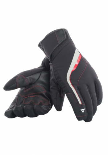 Перчатки г/л DAINESE HP2 GLOVES/STRETCH-LIMO/CHILI-PEPPER