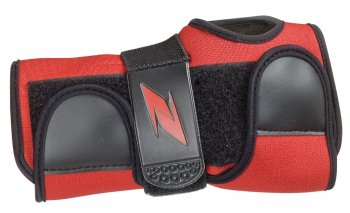Защита запястья ZANDONA Wristguard evo Black / Red 3610