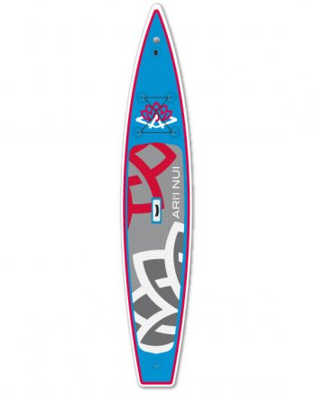 "САПборд ARI""INUI Arrow 12'6""x33""x5"" red/blue"