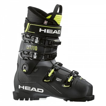 Ботинки г/л муж. HEAD EDGE LYT 110 Black/Yellow