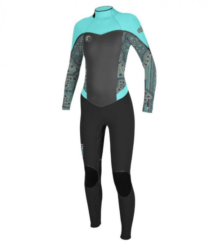WOMENS FLAIR Z.E.N. ZIP 43 FSW FULL WETSUIT