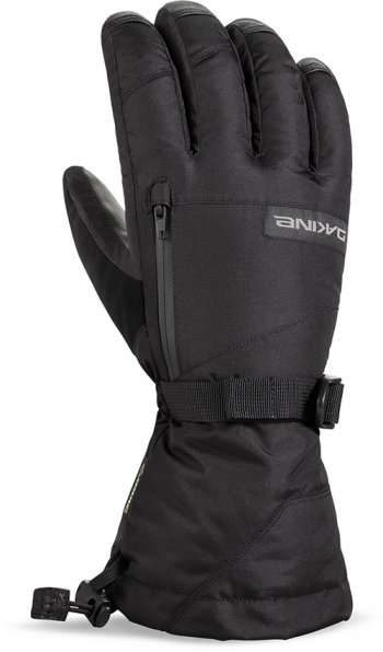 Перчатки DK LEATHER TITAN GLOVE BLACK.