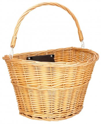 Корзина SCHWINN Wicker basket плетёная