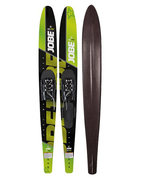 Водные лыжи JOBE 17 Mode Combo Skis 67″ green