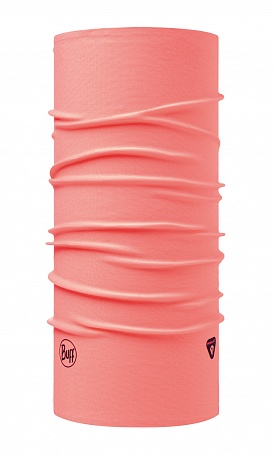Бандана Buff THERMONET SOLID CORAL PINK