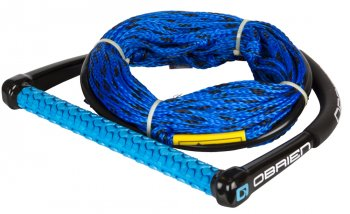 Фал + рукоятка O'BRIEN 4-Section Poly-E Wake Combo (blue/black) S18