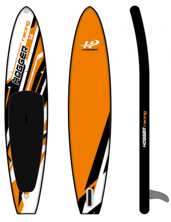 SUP-ДОСКА HOGGER RACING 14″
