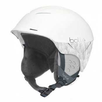 Шлем BOLLE SYNERGY MATTE BLACK FOREST